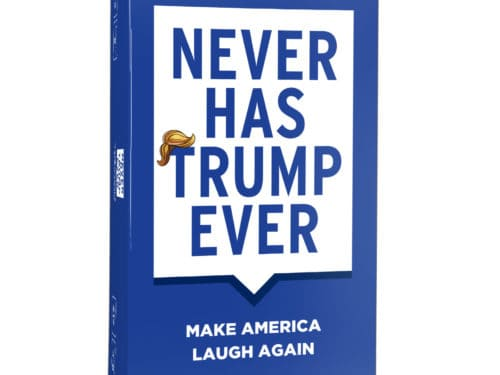 Never has Trump Ever Game box