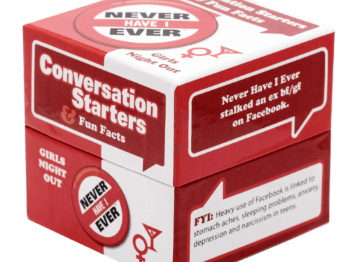 Conversation Starters Girl's Night Out box
